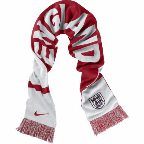 NIKE ENGLAND SOCCER TEAM SUPPORTERS SCARF STYLE за 600 руб.