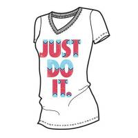 ike tee-shirt Just Do It Tribal