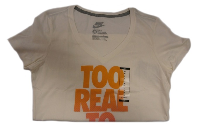 NIKE TEE MID V-TOO REAL за 800 руб.