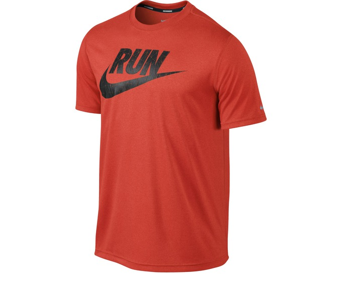 NIKE RUN P LEGEND SWOOSH TEE T-SHIRT за 900 руб.
