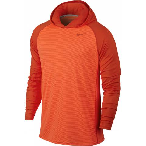 Nike Dri Fit Touch Long Sleeve Men's Hoodie