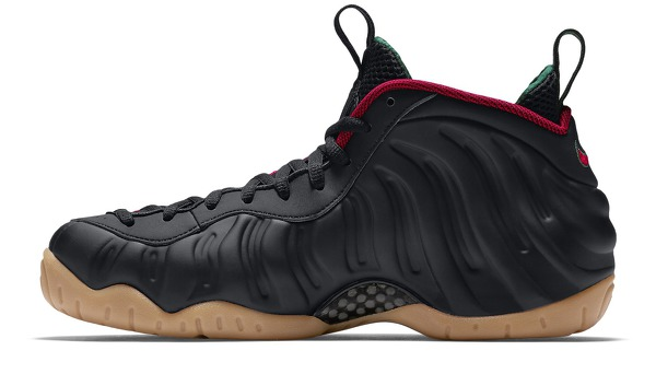 Nike Air Foamposite Pro QS Gucci за 12600 руб.