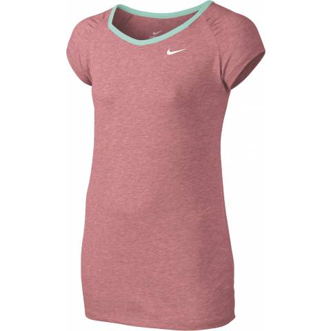 Nike Dri-FIT Cool Short-Sleeve Girls Training Top за 1100 руб.