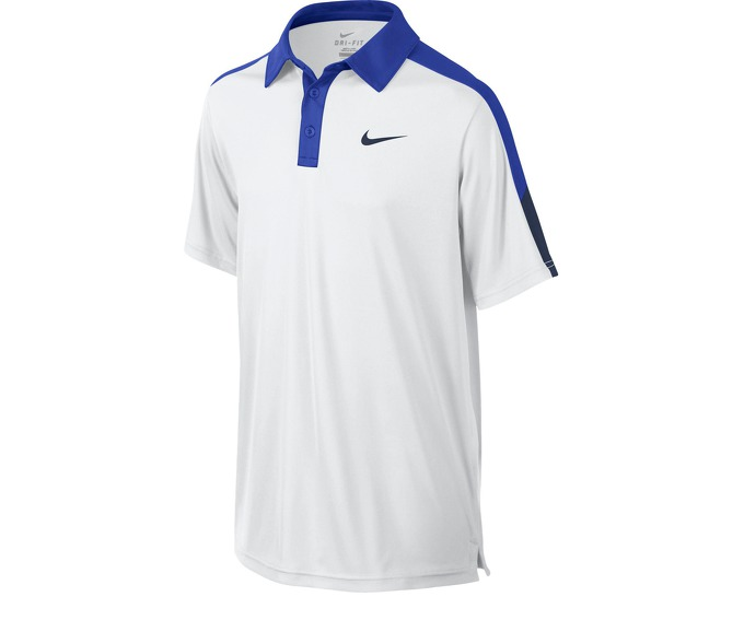 NIKE TEAM COURT SS POLO YTH за 1300 руб.