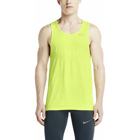 Nike Dri-FIT Knit Mens Running Singlet за 2100 руб.