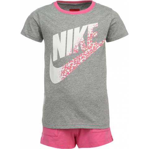 Nike Knit Set (SS + Short)