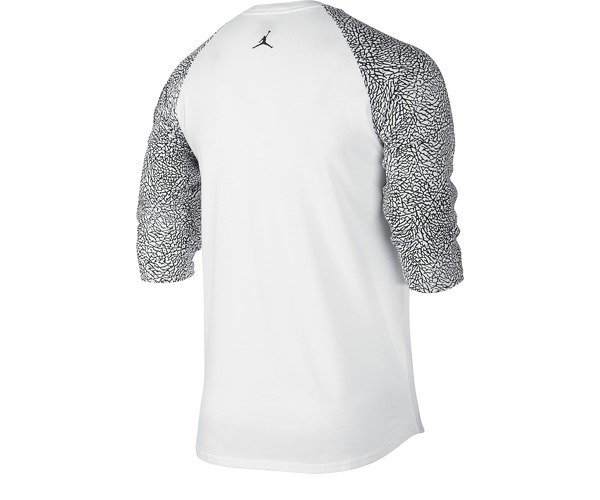 Nike Air Jordan 3/4 Sleeve Raglan T-Shirt за 2000 руб.