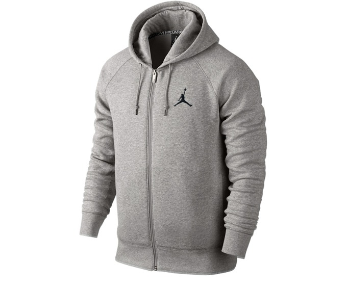 JUMPMAN BRUSHED F/Z HOODY за 3200 руб.