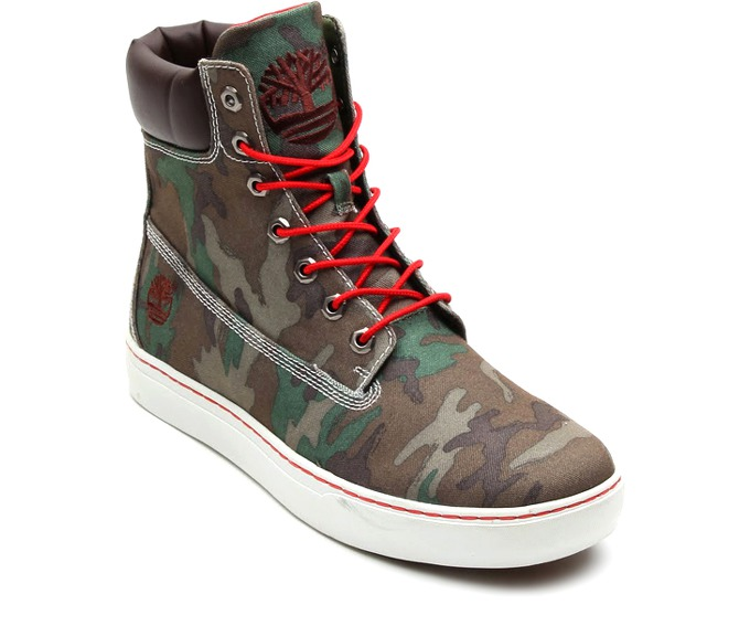 Timberland 2.0 Cupsole 6 inch Canvas Boot за 5900 руб.