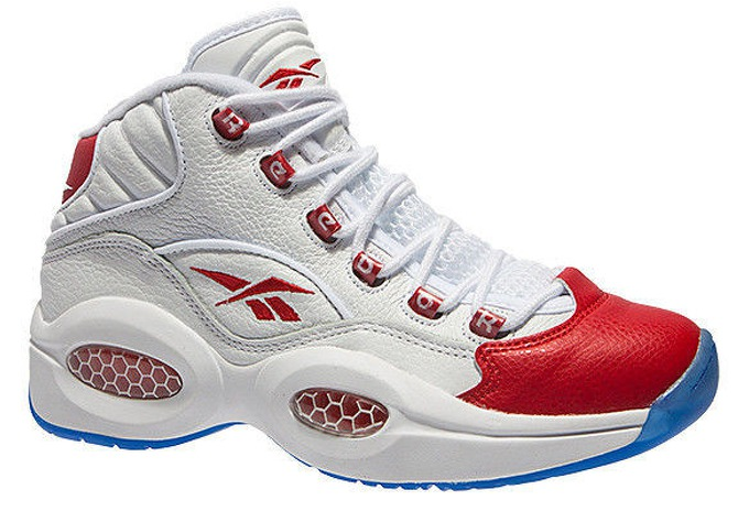Reebok Question Mid за 7700 руб.
