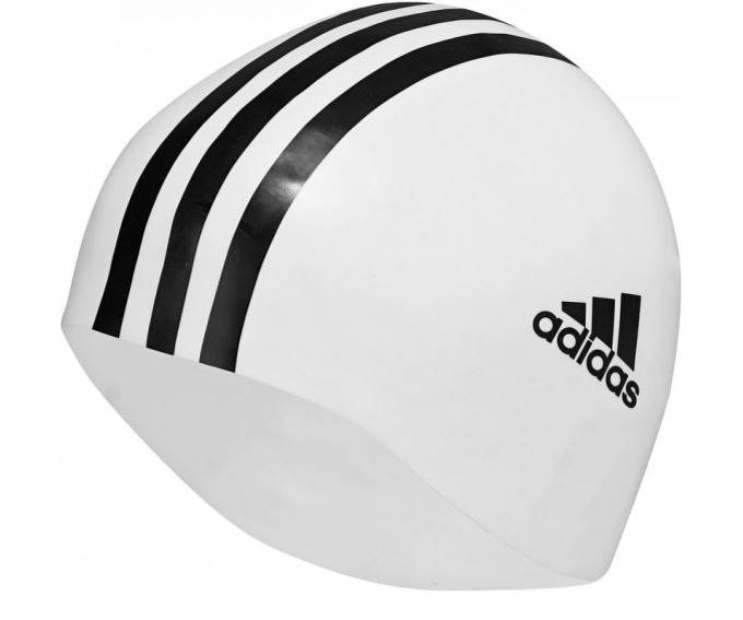 Adidas Silicone 3-Stripes Swim Cap за 600 руб.