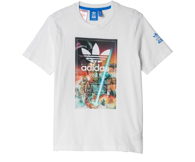 Adidas STAR WARS ARCHIVE TEE за 1000 руб.