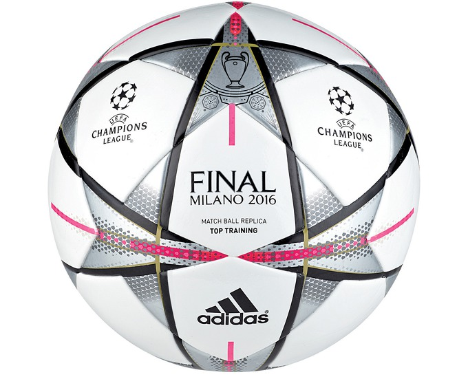 Adidas Finale Milano Top Training Ball за 1600 руб.