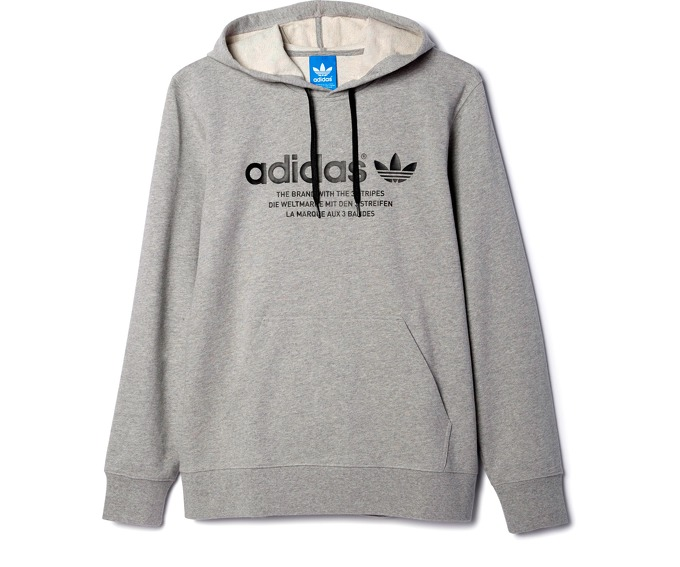 Adidas Prime Graphic Hoodie за 4100 руб.