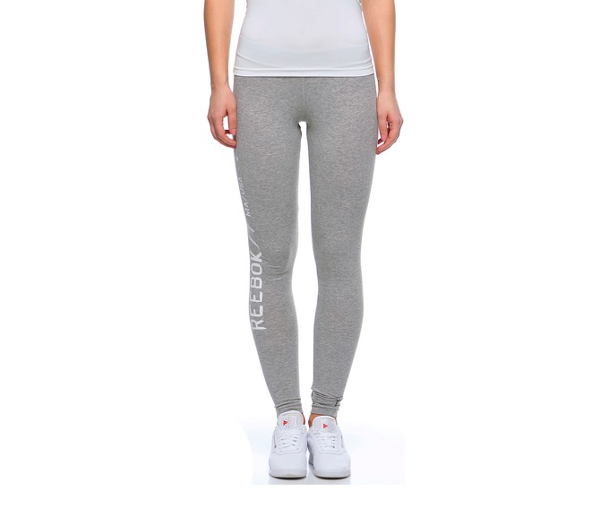 Reebok Wor C Legging Medium Grey Heather  за 1200 руб.