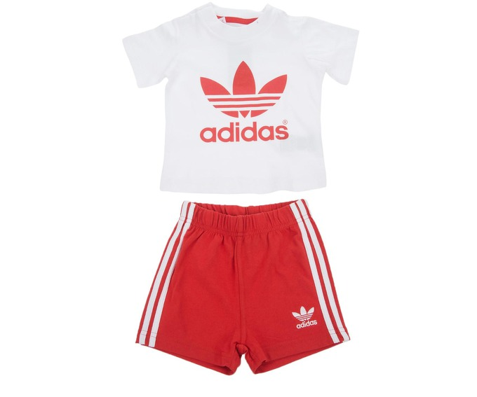 Adidas Tee and Shorts Set за 1500 руб.