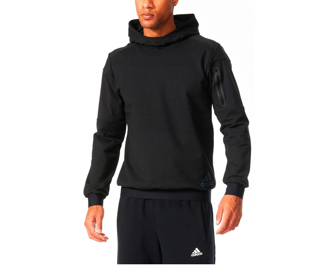 Adidas s3 death by barbell over-the-head hoodie за 3200 руб.