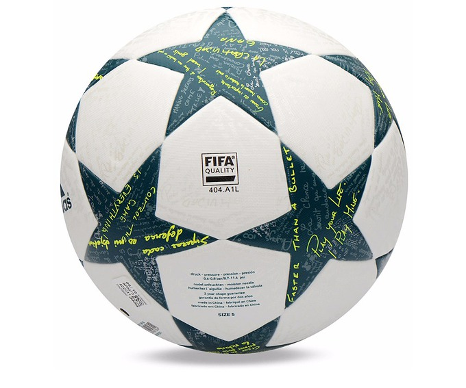 Adidas UCL Finale 16 Training Ball за 2100 руб.