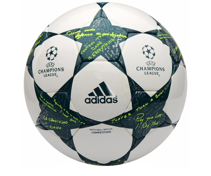 Adidas FINALE16 Competition Soccer Ball за 2900 руб.