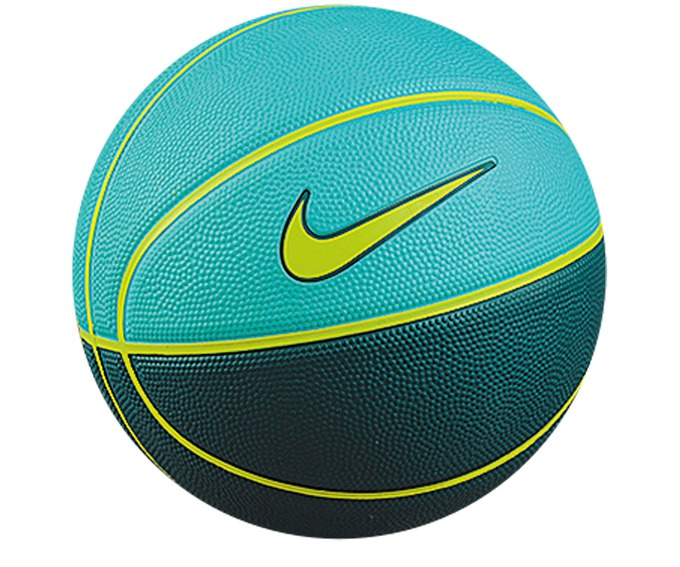 Nike Swoosh Mini Basketball-Anthracite/Volt за 600 руб.