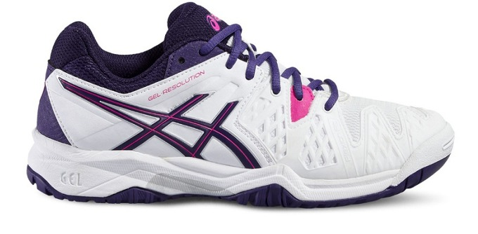 Asics Kids GEL-Resolution 6 GS за 2500 руб.
