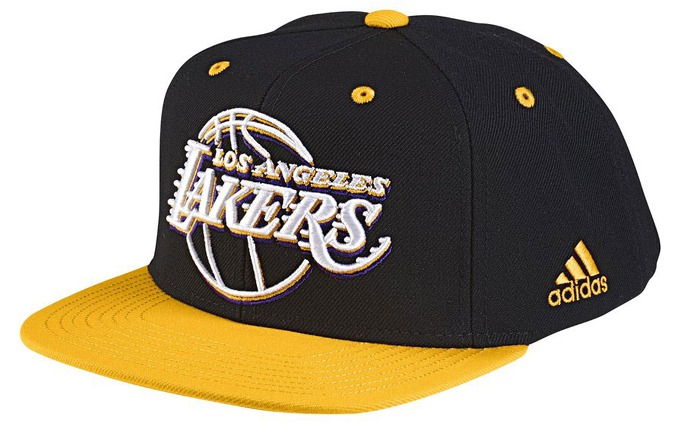 Adidas Los Angeles Lakers Flat Brim Hat за 800 руб.