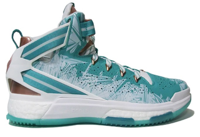 Adidas D ROSE 6 BOOST за 6200 руб.