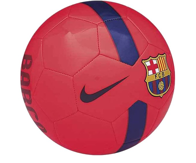 Barcelona Nike Supporters Football за 1100 руб.