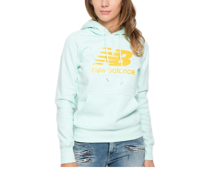 New Balance Essentials Hoodie  Womens Sweatshirt за 4200 руб.