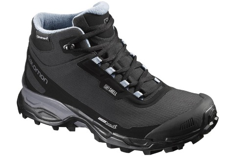 SALOMON SHELTER SPIKES CS WP W за 9100 руб.