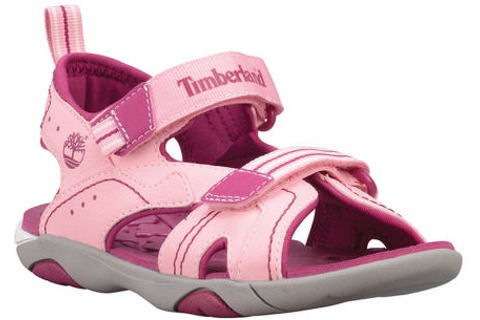 Timberland Pink Dunebuggy Sandals за 2600 руб.