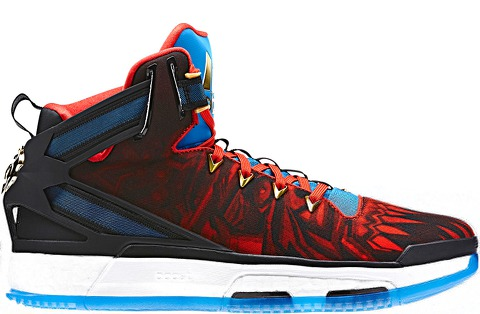 Adidas D Rose 6 Boost CNY Year Of The Monkey за 8900 руб.