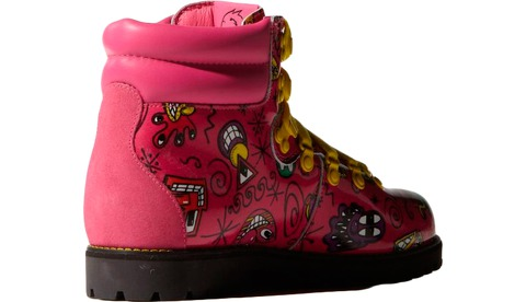 Adidas Jeremy Scott Face Hiking Boots за 8400 руб.