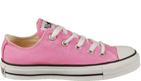 CONVERSE CHUCK TAYLOR ALL STAR LOW TOP PINK за 900 руб.