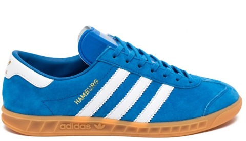 Adidas Hamburg Shoes Bluebird за  руб.