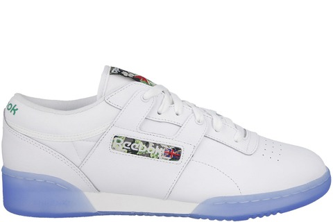 REEBOK CLASSICS WORKOUT LO CLEAN  за 4500 руб.